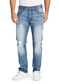 WILLIAM RAST™ Hixson Straight Fit Jeans