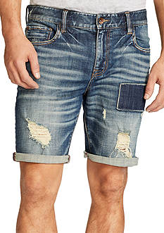 WILLIAM RAST™ Kendrick Dest Denim Shorts