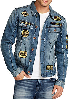 WILLIAM RAST™ Outlaw Denim Jacket