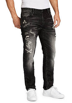 WILLIAM RAST™ Dean Slim Fit Straight Leg Jeans