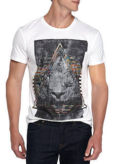 WILLIAM RAST™ Short Sleeve Skull Triangle Tee
