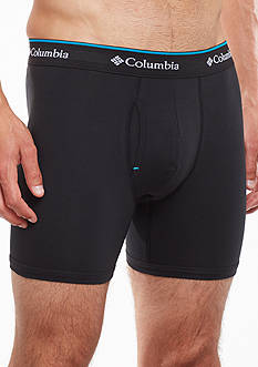 Columbia Cotton Stretch Boxer Briefs - 2 Pack