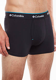 Columbia Cotton Stretch Trunks- 2 Pack