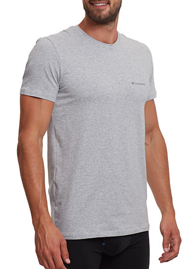 Columbia Cotton Stretch Crew Neck Tee - 2 Pack