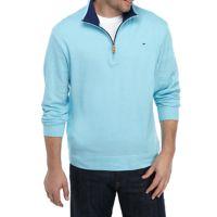 Crown & Ivy Motion Flex Pique 1/4 Zip Pullover Deals