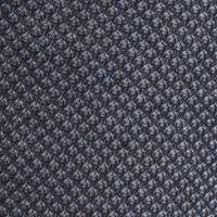 Mens Casual Socks: Navy Saddlebred Mercerized Cotton Pique Neat Crew Socks - Single Pair