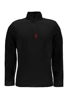 Spyder Buckhorn Half Zip Long Sleeve Shirt