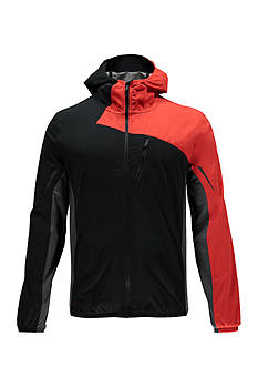 Spyder Thasos Windbreaker Shell Full Zip Jacket