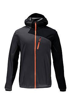 Spyder Thasos Windbreaker Shell Full Zip Jacket