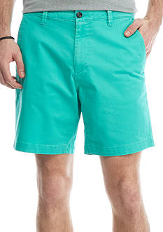 Crown & Ivy™ Stretch 7-in Twill Shorts