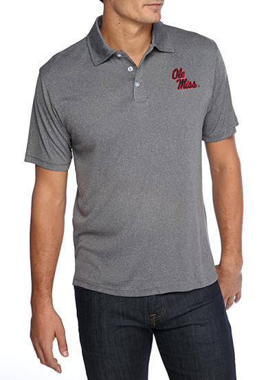 Colosseum Athletics Ole Miss Rebels Championship Polo Shirt