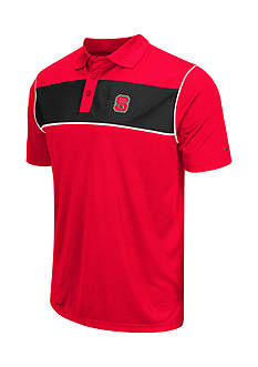 Colosseum Athletics North Carolina State Wolfpack Polo Shirt