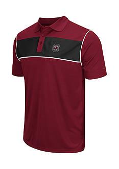 Colosseum Athletics South Carolina Gamecocks Flipshot Polo Shirt