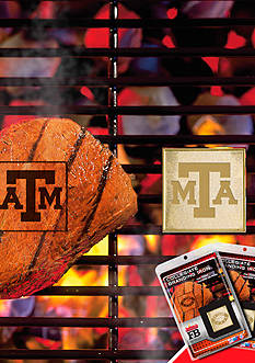 Fanmats NCAA Texas A&M Aggies Grilling Fan Brand 2-Pack