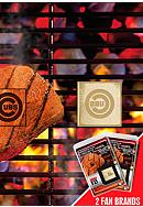 Fanmats MLB Chicago Cubs Grilling Fan Brand 2-Pack