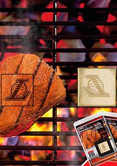Fanmats NBA Los Angeles Lakers Grilling Fan Brand 2-Pack