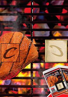 Fanmats NBA Cleveland Cavaliers Grilling Fan Brand 2-Pack