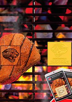Fanmats NFL Jacksonville Jaguars Grilling Fan Brand 2-Pack