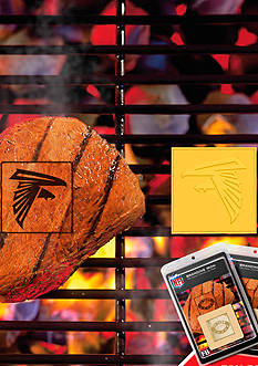 Fanmats NFL Atlanta Falcons Grilling Fan Brand 2-Pack
