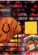 Fanmats NFL Indianapolis Colds Grilling Fan Brand