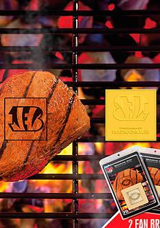 Fanmats NFL Cincinnati Bengals Grilling Fan Brand 2-Pack