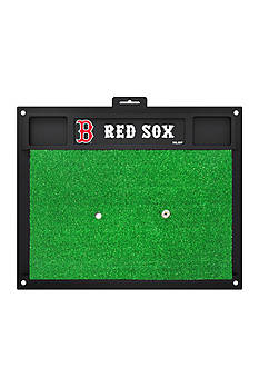 Fanmats MLB Boston Red Sox Golf Hitting Mat