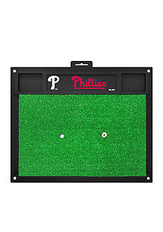 Fanmats MLB Philadelphia Phillies Golf Hitting Mat