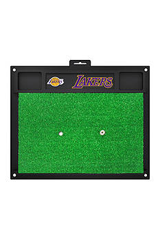 Fanmats NBA Los Angeles Lakers Golf Hitting Mat