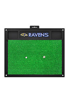 Fanmats NFL Baltimore Ravens Golf Hitting Mat