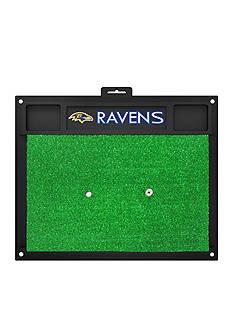 Fanmats NFL Baltimore Ravens Golf Hitting Mat