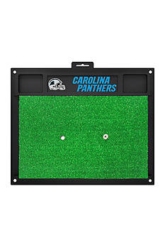 Fanmats NFL Carolina Panthers Golf Hitting Mat