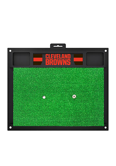 Fanmats NFL Cleveland Browns Golf Hitting Mat