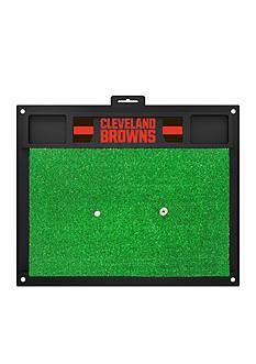 Fanmats NFL Cleveland Browns Golf Hitting Mat
