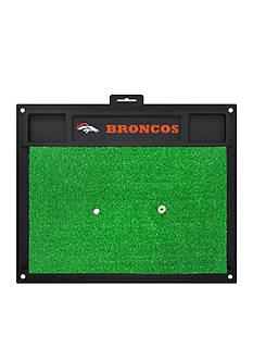 Fanmats NFL Denver Broncos Golf Hitting Mat