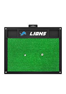 Fanmats NFL Detroit Lions Golf Hitting Mat