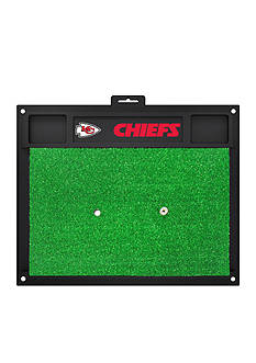 Fanmats NFL Kansas City Chiefs Golf Hitting Mat