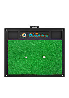 Fanmats NFL Miami Dolphins Golf Hitting Mat