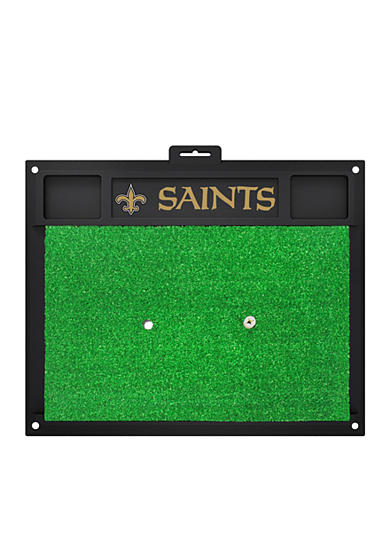 Fanmats NFL New Orleans Saints Golf Hitting Mat