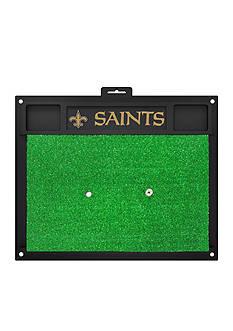 Fanmats NFL New Orleans Saints Golf Hitting Mat