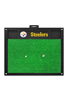 Fanmats NFL Pittsburgh Steelers Golf Hitting Mat