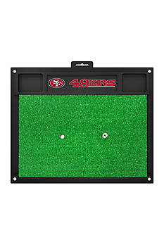 Fanmats NFL San Francisco 49ers Golf Hitting Mat