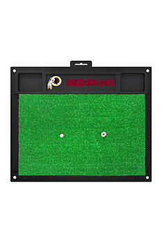 Fanmats NFL Washington Redskins Golf Hitting Mat