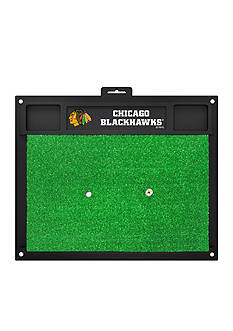 Fanmats NHL Chicago Blackhawks Golf Hitting Mat