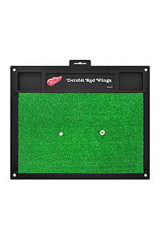 Fanmats NHL Detroit Red Wings Golf Hitting Mat