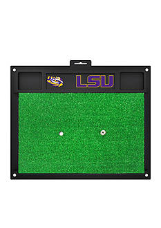 Fanmats NCAA LSU Tigers Golf Hitting Mat