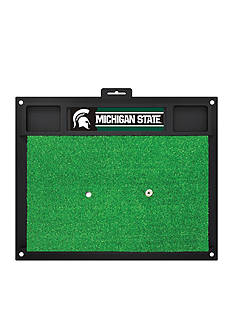 Fanmats NCAA Michigan State Spartans Golf Hitting Mats