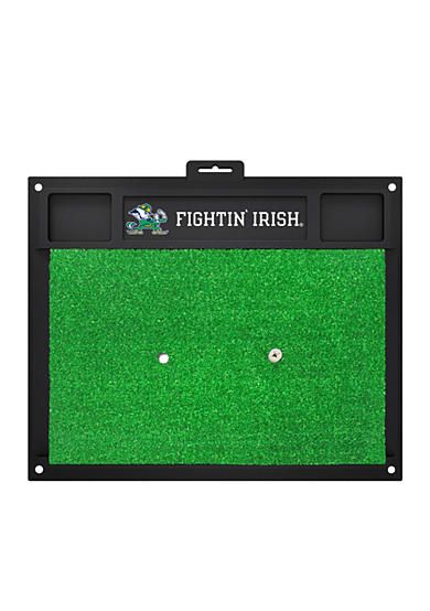 Fanmats NCAA Notre Dame Fighting Irish Golf Hitting Mat