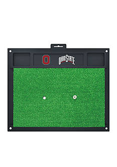 Fanmats NCAA Ohio State Buckeyes Golf Hitting Mat