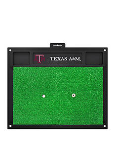 Fanmats NCAA Texas A&M Aggies Golf Hitting Mat