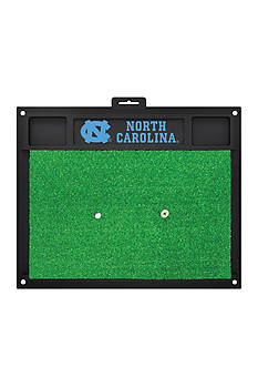 Fanmats NCAA North Carolina Tarheels Golf Hitting Mat